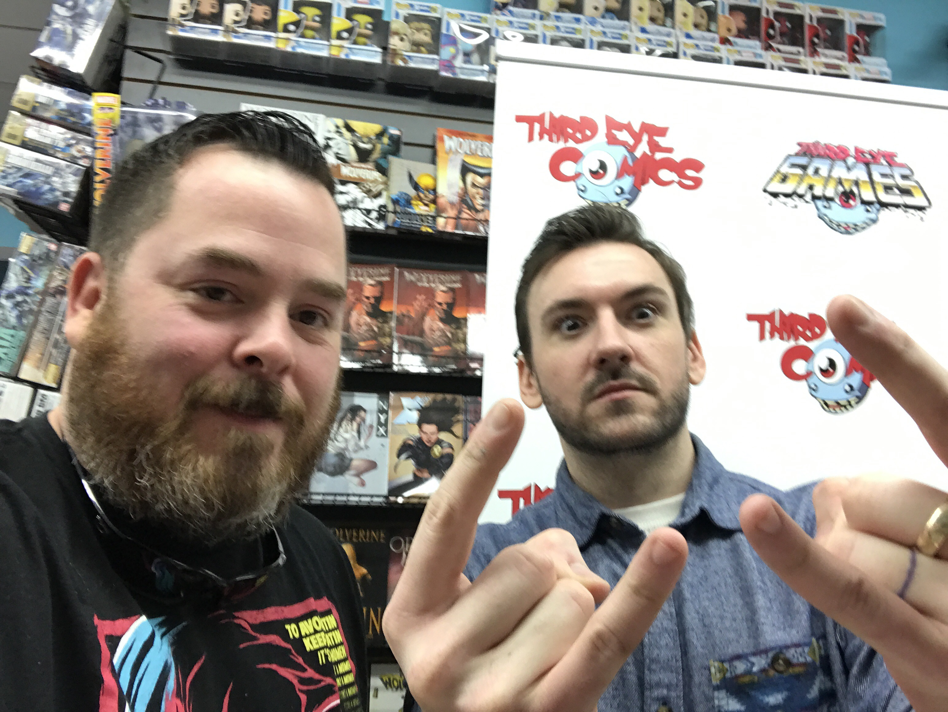 God Country #1 2nd Prints Signed by Donny Cates – COMICSHEATINGUP