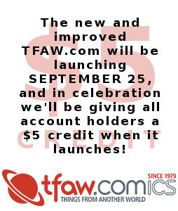 $5 Credit for all TFAW Account Holders